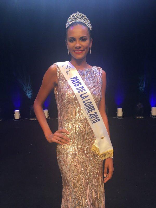 Miss Pays de la Loire 2018