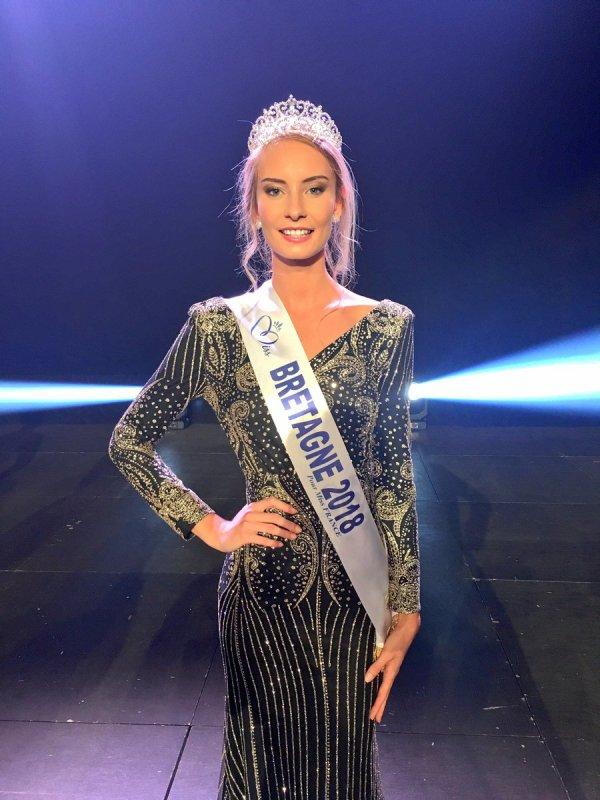 Miss Bretagne 2018
