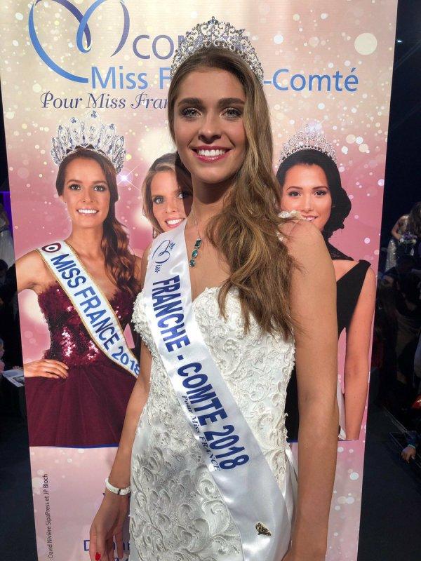 Miss Franche-Comté 2018