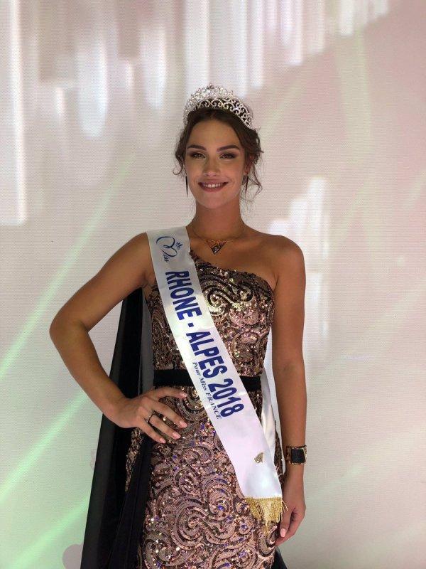 Miss Rhône-Alpes 2018