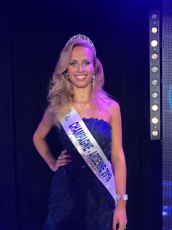 Miss Champagne-Ardenne 2018