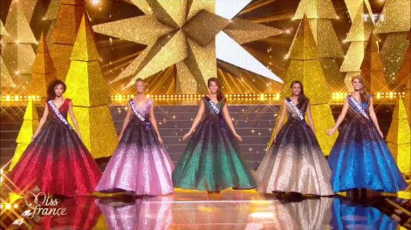Election Miss France 2019