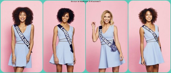 Show Miss France 2019