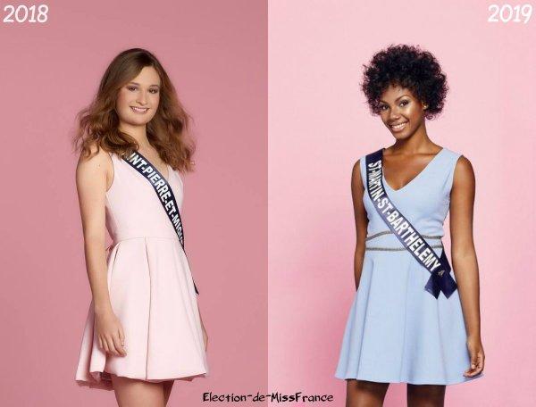 Information pour Miss France 2020