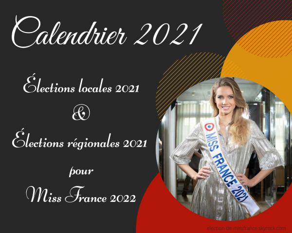 Les élections locales et régionales 2021