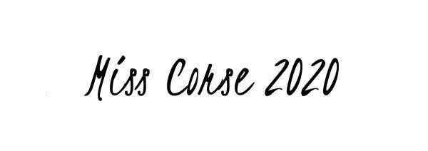 Miss Corse 2020