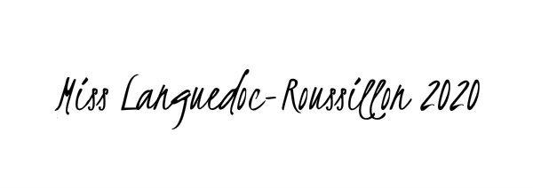 Miss Languedoc-Roussillon 2020