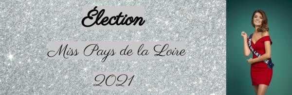 Élection Miss Pays de la Loire 2021