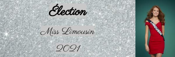 Élection Miss Limousin 2021