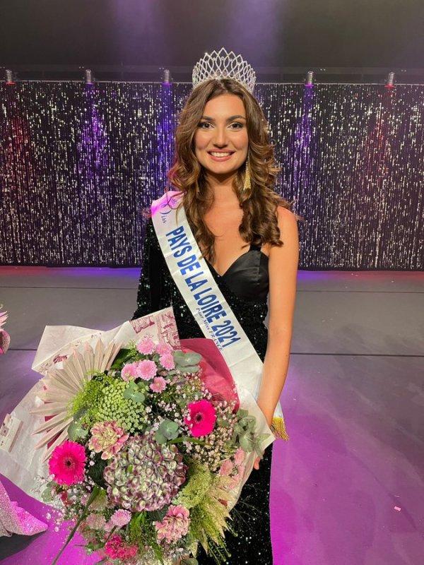 Miss Pays de la Loire 2021