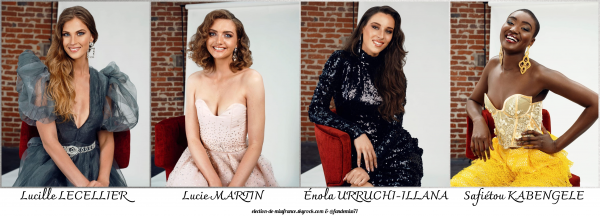 Élection Miss Normandie 2021