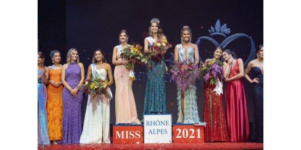 Miss Rhône-Alpes 2021