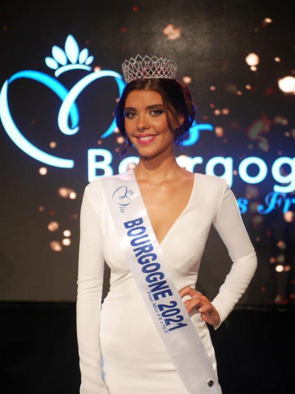 Miss Bourgogne 2021