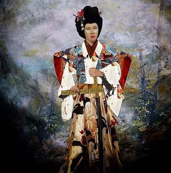 femme samourai