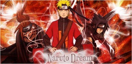 Naruto Wall