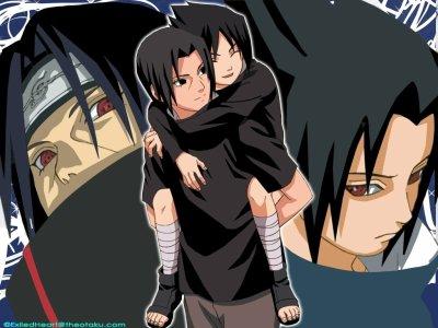 Itachi & Sasuke / Amour & Guerre
