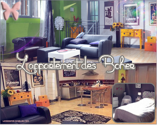L'appartement des Boher!