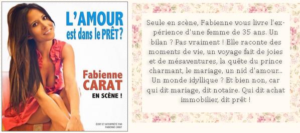 Fabienne carat: son nouveau court métrage