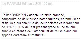 Dark pink !