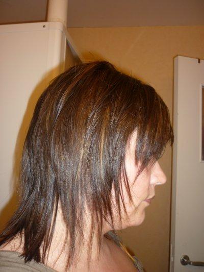 Re-changement de coiffure :D