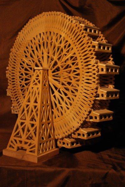 roue de forrain