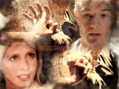 montage spike et buffy