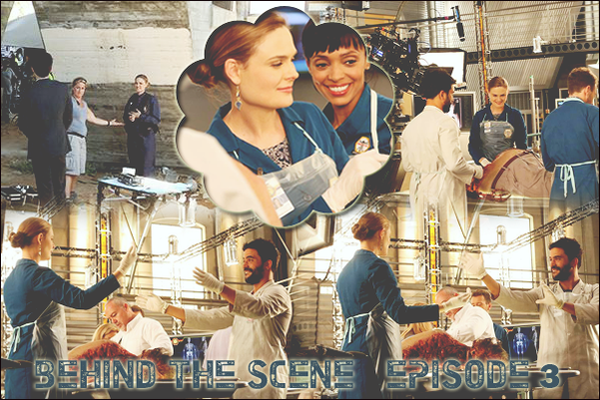 Behind the scenes - Episode 3 - stills épisode 5 + Promo