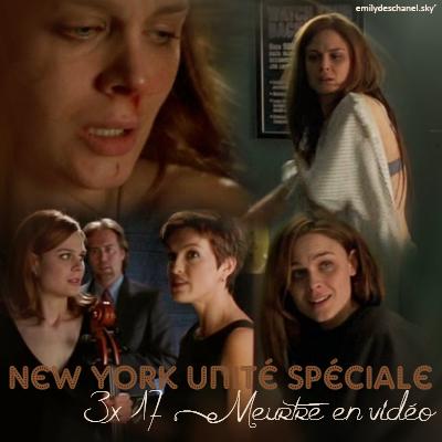 Emily dans New York Unité Spéciale