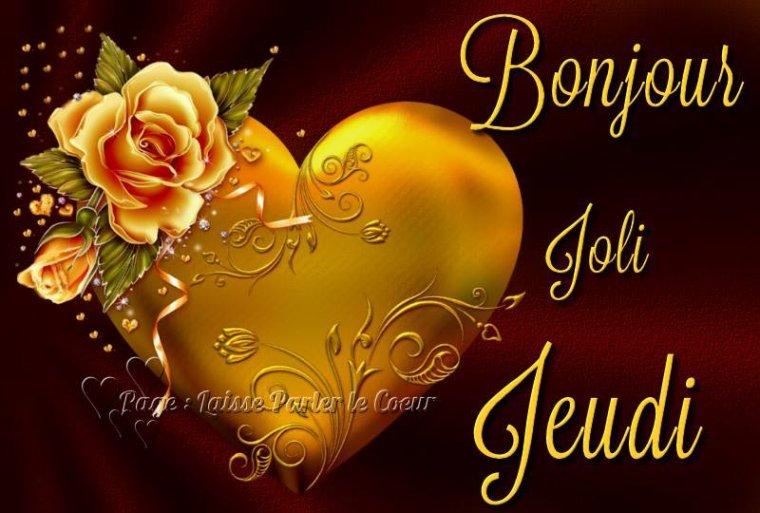 BONJOUR  MES  AMIS  NOUS  SOMMES  LE  JEUDI  13 JUILLET   2017   C  EST  LA  ST  HENRI    ET   A LA  STE   HENRI.....EN  LEGUME  UN  BON  BOL  DE  RIZ.....