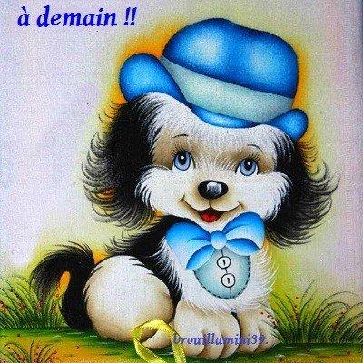 BONJOUR  MES  AMIS  NOUS  SOMMES  LE  MERCREDI   20   SEPTEMBRE   2017    C  EST  LA  ST  DAVY  ..ET A LA ST  DAVY....ON  MANGE  DES....CROQUETTES....LOL......