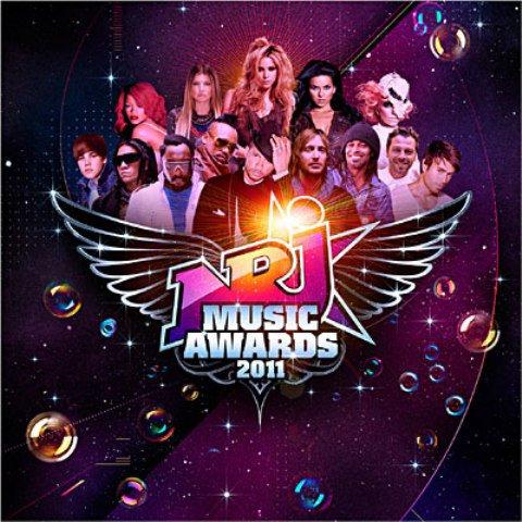 Justin bieber aux Nrj music awards