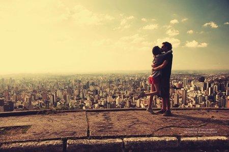 J'ai une ballerine au coeur, quand je pense à toi. Et je la fait valser, quand je lui parle de toi.