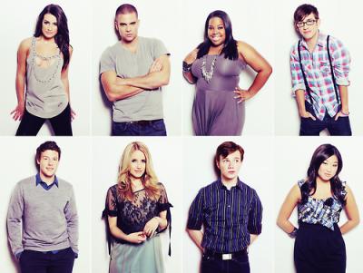 Glee-Officiel-Page sur Facebook :P