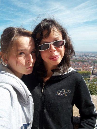 moi et mes 3meilleures amie :)