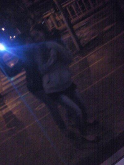 jumelle et moi un samedi soir :)