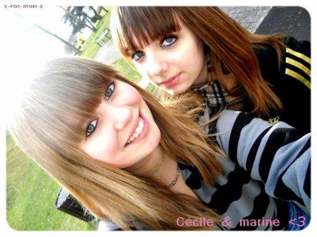 Cécile & Maarine ♥