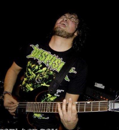Brian, un guitariste passioné !