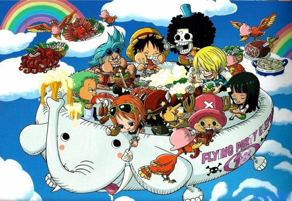 Petite présentation d'One Piece !!