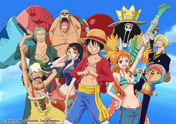 Partie consacrée à One Piece