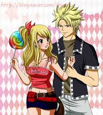Mes Couples Fairy Tails