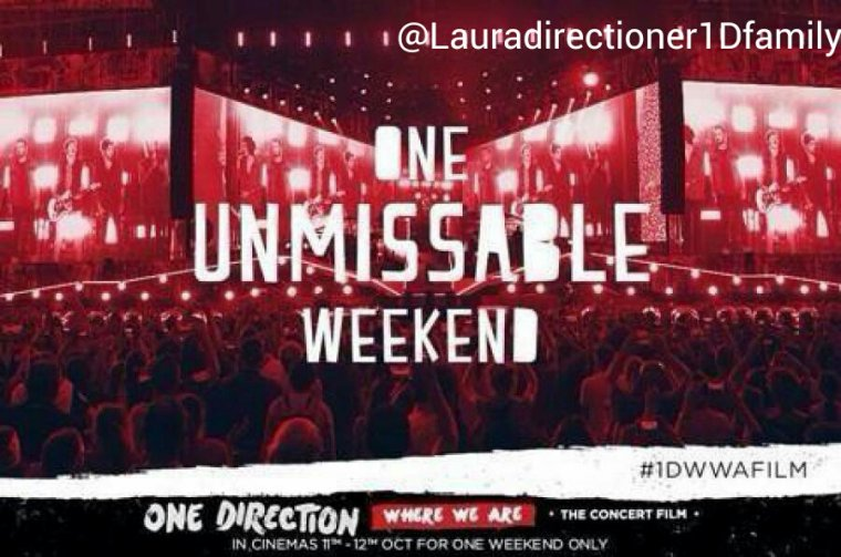 Le film WWAT des One Direction