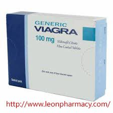 Generic Viagra improves blood circulation with erection
