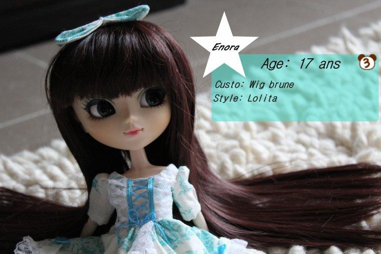 Ma troisième doll