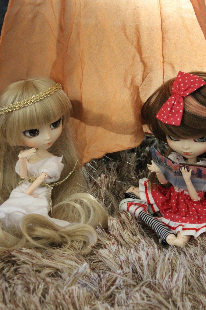 Ma photo pour le concours de Cassie Doll