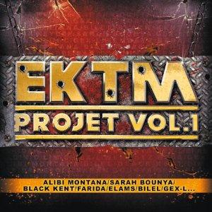 EKTM PROJET VOL1  disponible demain    dans toutes les FNAC de france ET AUX VIRGIN 4 TEMPS DEFENSE ET BELLE EPINE je compte sur vous
