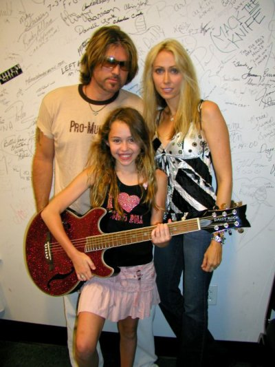La Famille  Cyrus