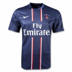Paris Saint Germain PSG Fotbollströja 2012-2013 online-försäljning med gratis frakt