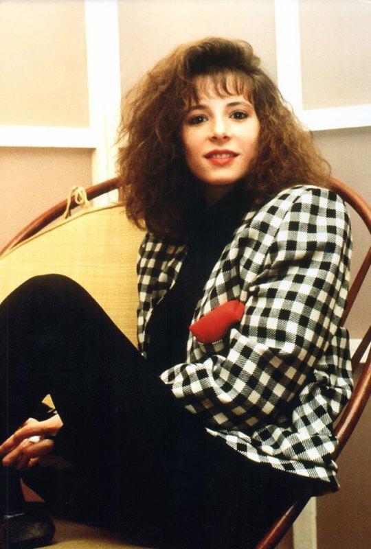 Mylene Farmer en 1985