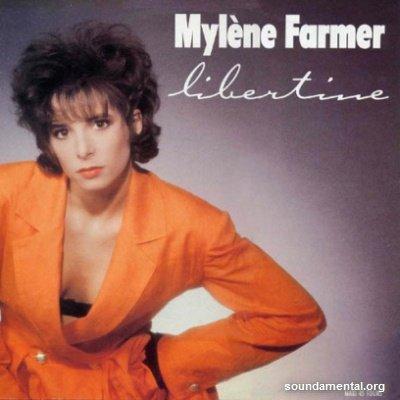 Mylene Farmer en 1986