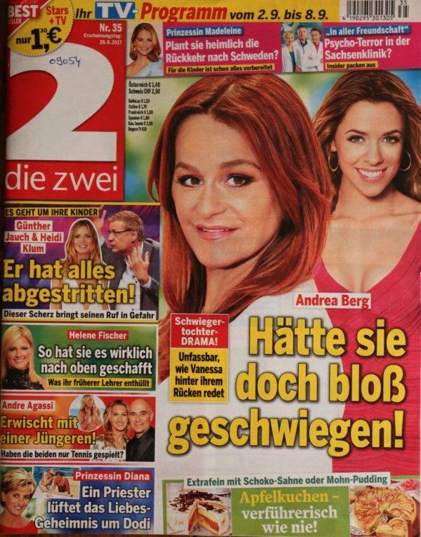 revue allemande